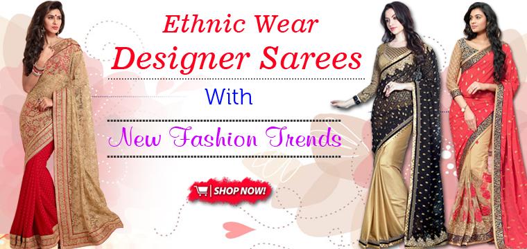 Latest Top Fashion Trends Of Wedding Bridal Designer Sarees In India