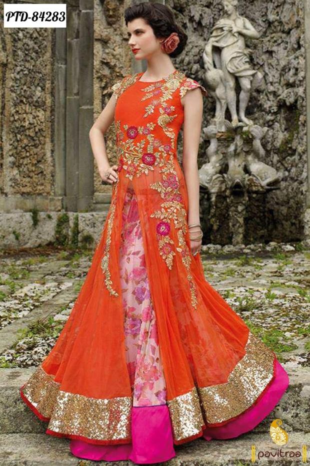 2edd2bfbd6 Best Party Wear Anarkali Suits Fashion Trends For Modern Girl