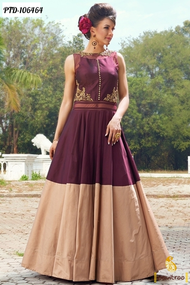 Wedding Gowns and Anarkali Dresses