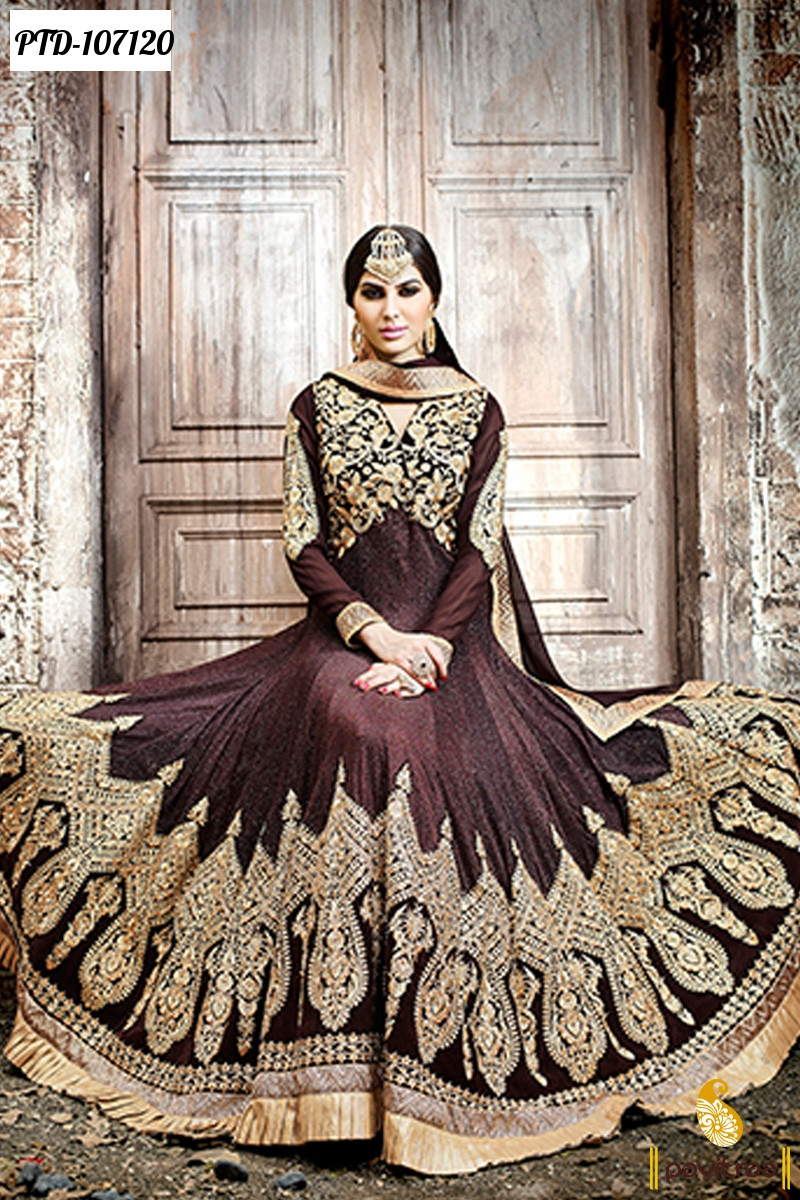 Anarkali dresses images with prices in mumbai 2018