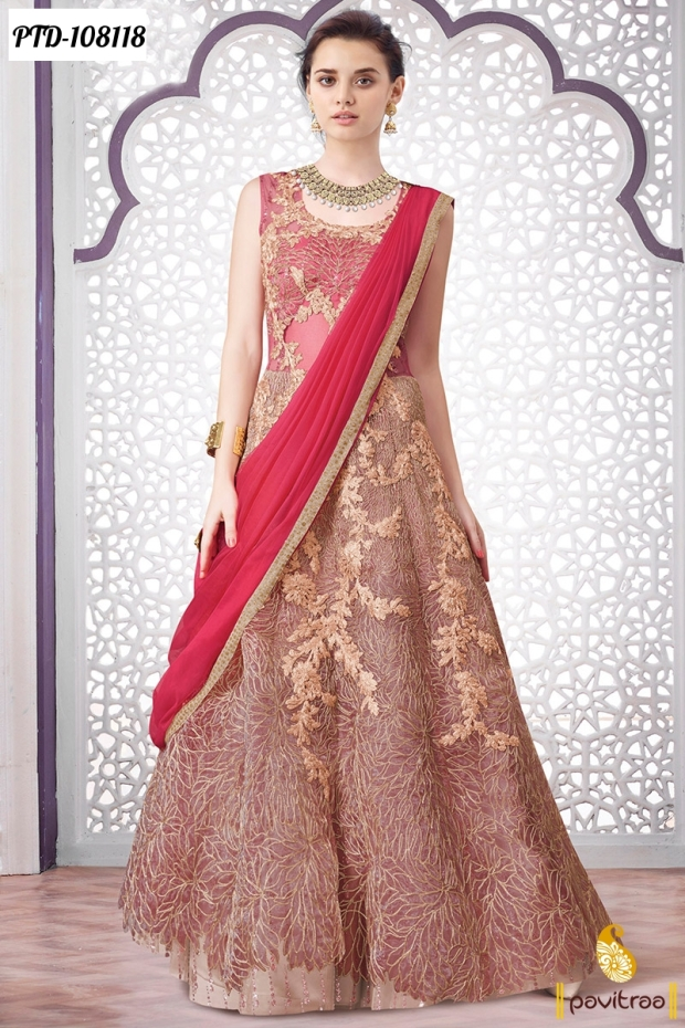 wedding gowns online india with price