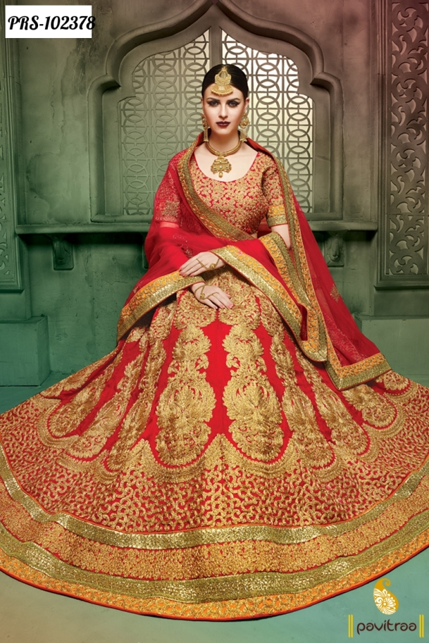 Indian Wedding Dresses for Bride in India